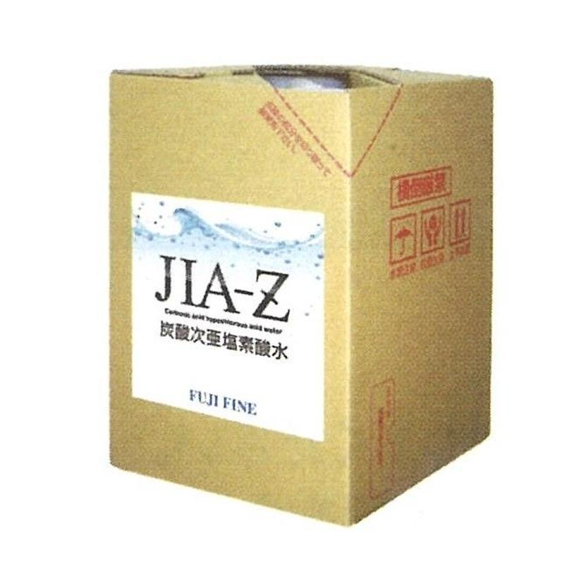 炭酸次亜塩素酸水 JIA-Z 20ℓ蛇口コック付き