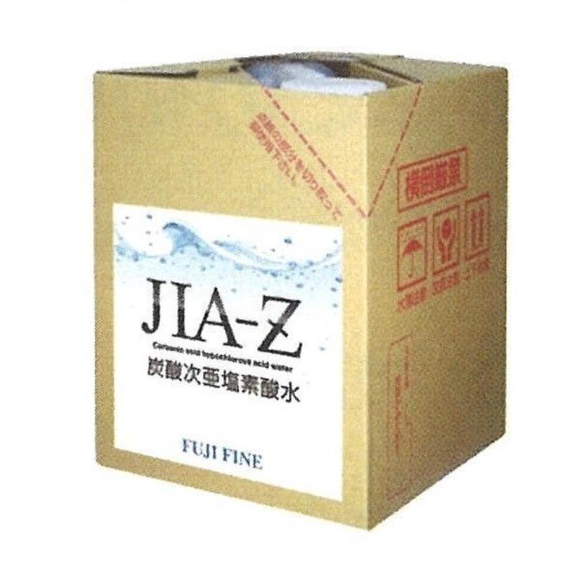 炭酸次亜塩素酸水 JIA-Z 10ℓ蛇口コック付き