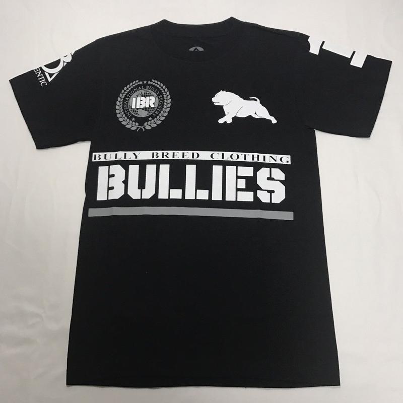 BULLY BREED CLOTHING / BULLIES T-SHIRTS