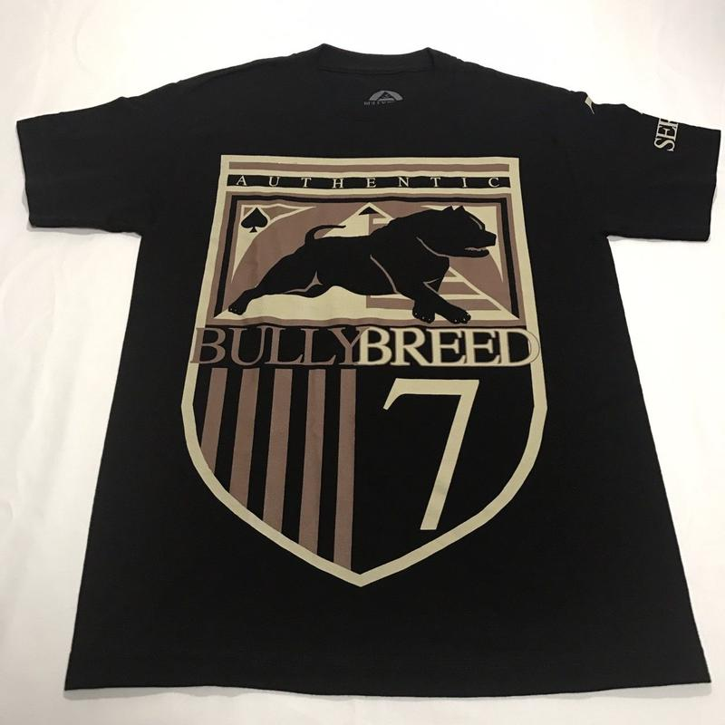 BULLY BREED CLOTHING / 7ERIES T-SHIRTS