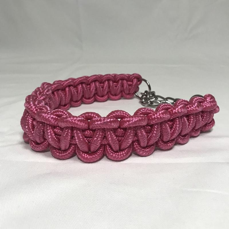 NYLON BRAIDED COLLAR