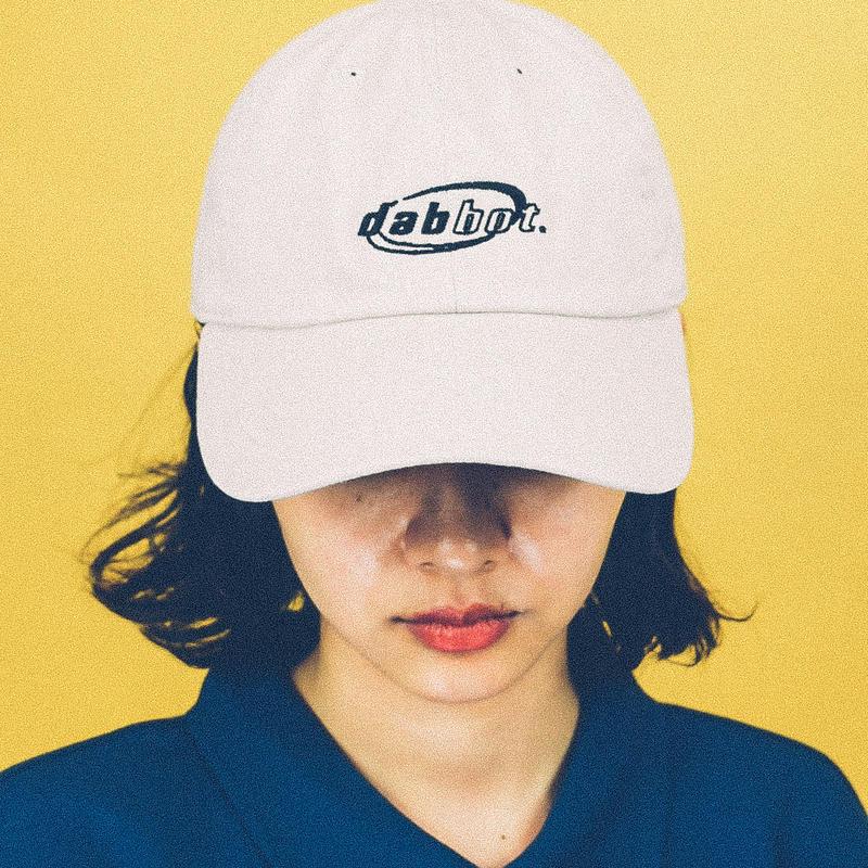 mini logo baseball cap (chino)