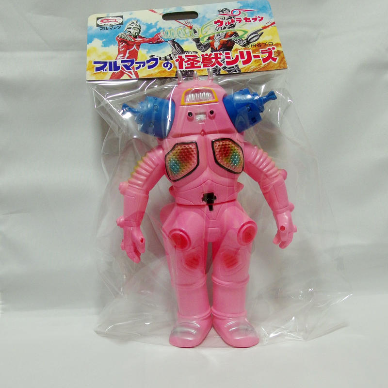 ブルマァク:花やしき限定 キングジョー ピンク成型