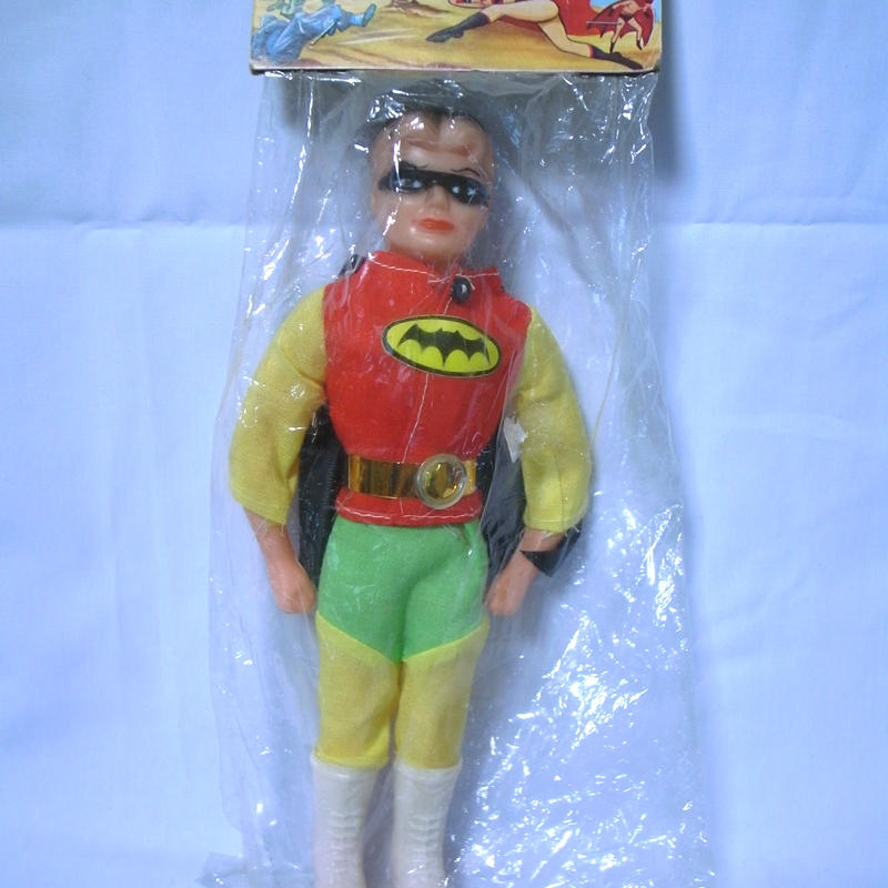 SPACE FLYMAN  Vintage BootlegToy  ROBIN パチ