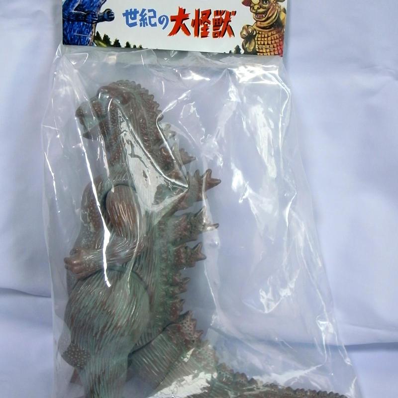マルサン 世紀の大怪獣 生誕60周年記念 ゴジラ1954 青銅像ver.