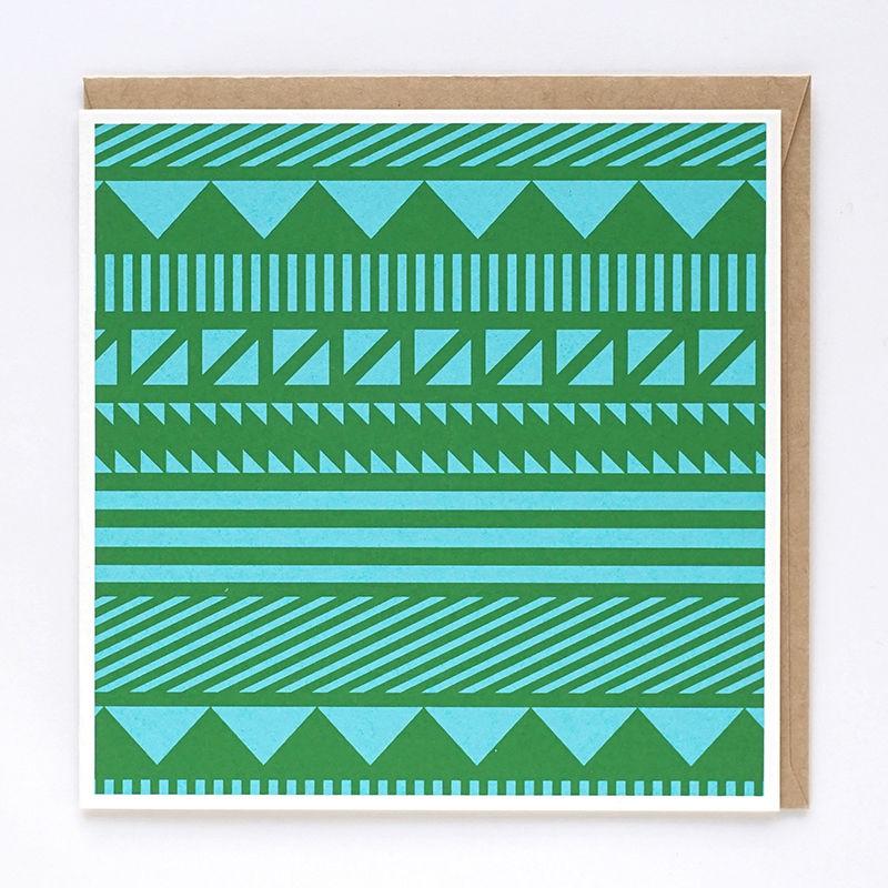 ギフトカード_LINE BLUE/GREEN