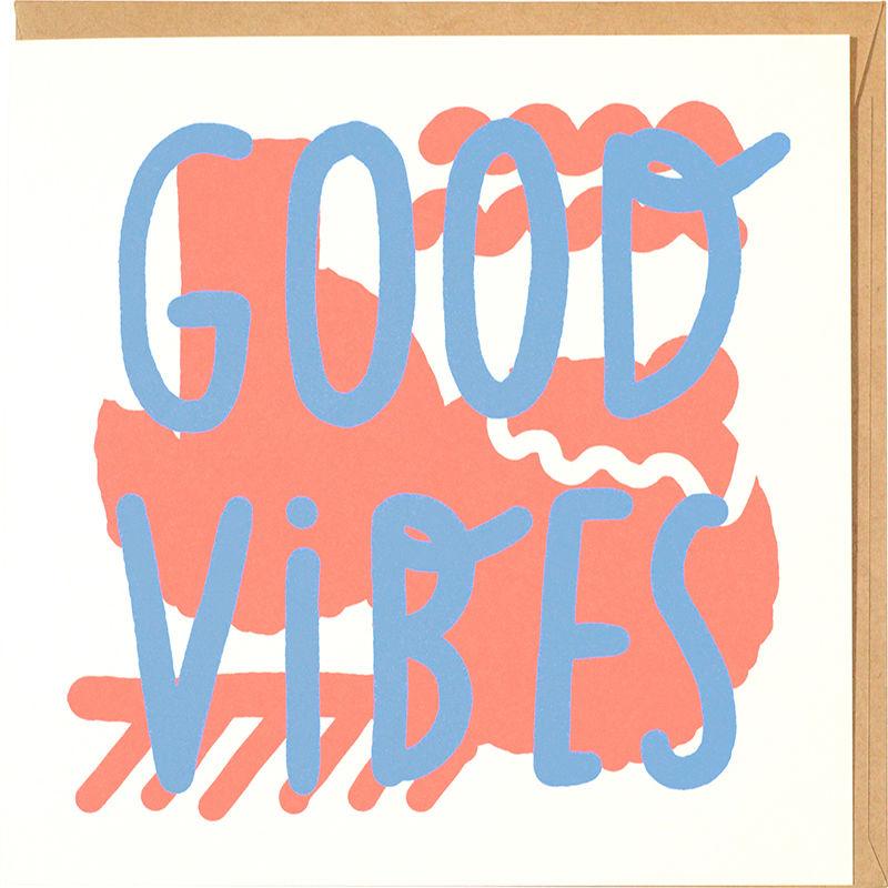 ギフトカード_GOOD VIBES
