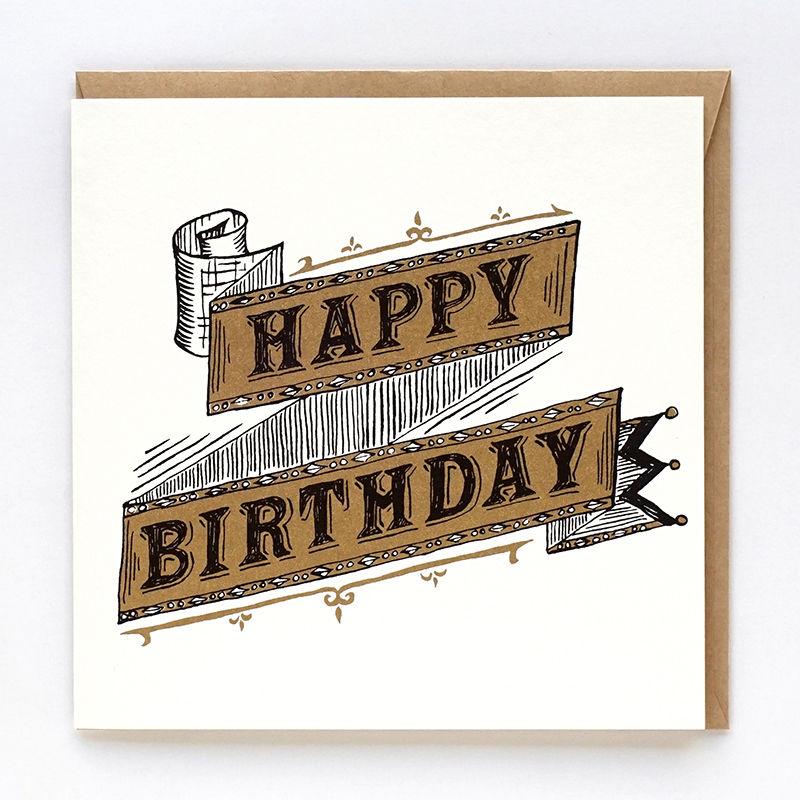 ギフトカード_HAPPY BIRTHDAY RIBBON