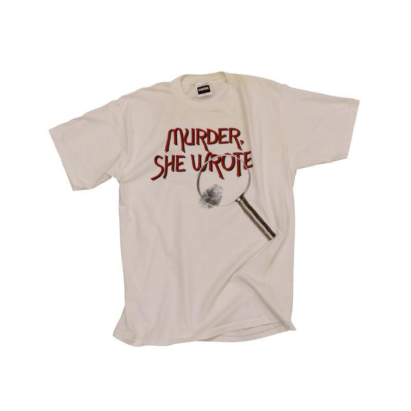 MURDER SHE WROTE USED Tshirts