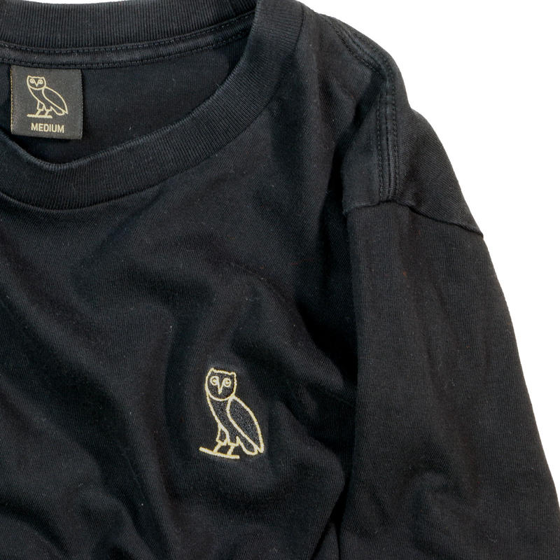 "USED ""OVO"" L/S T-shirt"