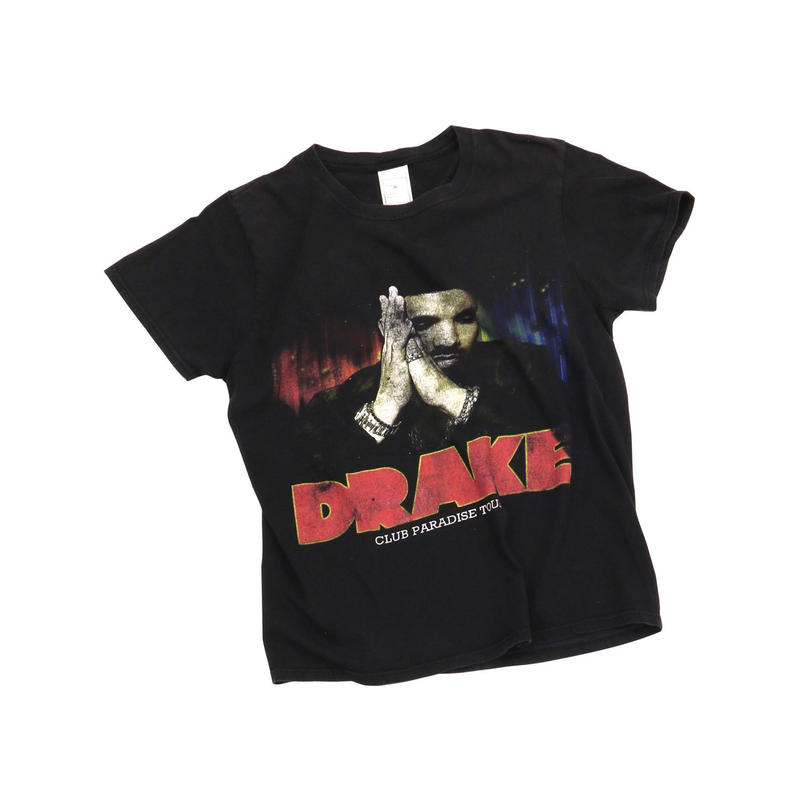 DRAKE TOUR USED Tshirts
