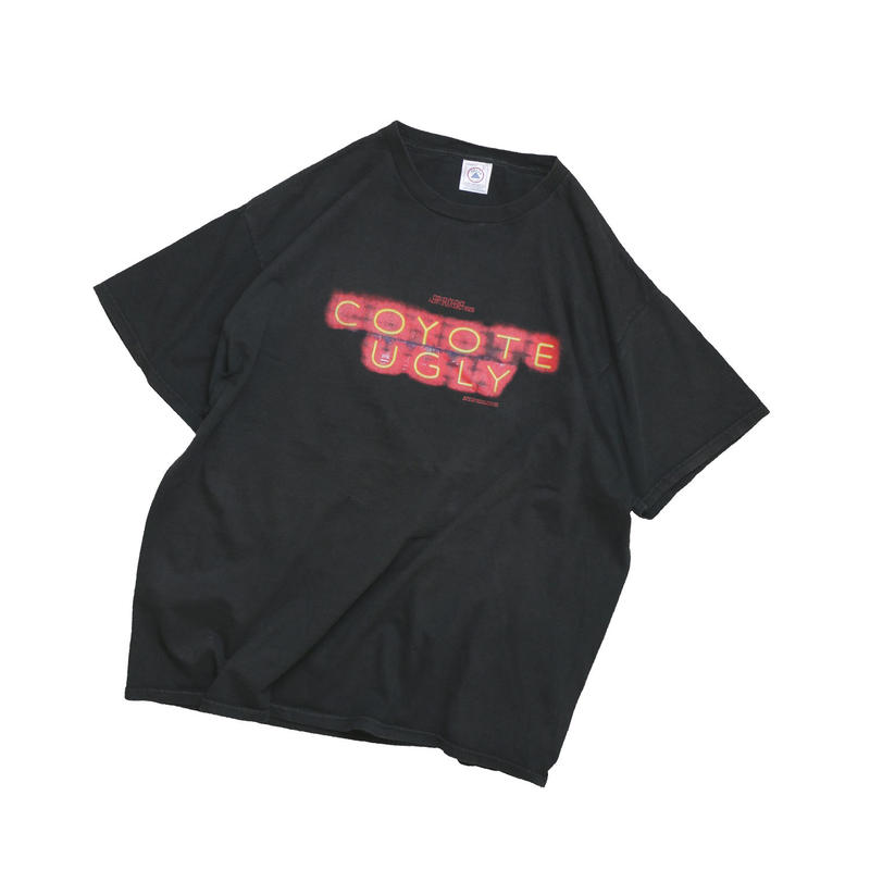 "USED ""COYOTE UGLY"" T-shirt"