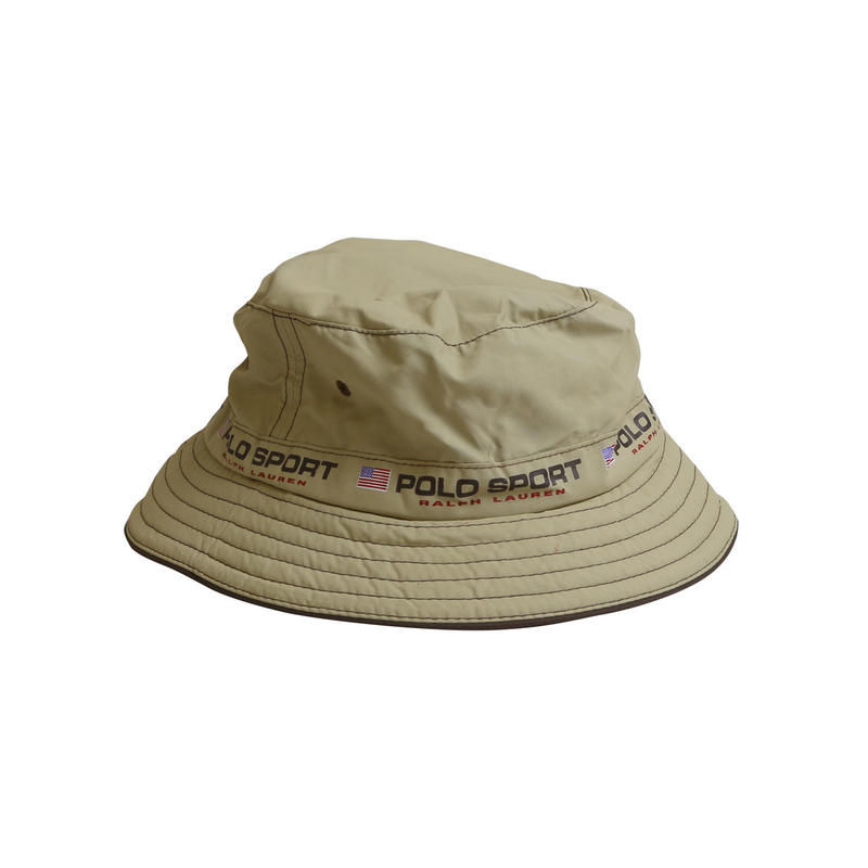 POLO SPORT USED BUCKET HAT