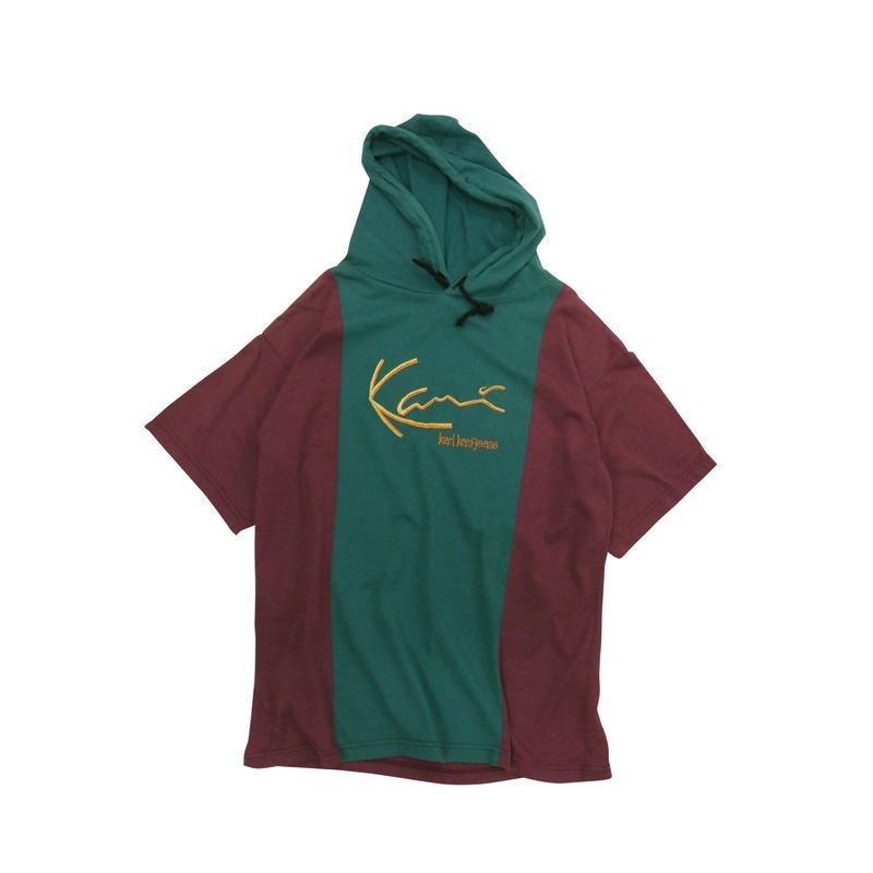 90'S KARL KANI JEANS HOODED S/S Tshirt