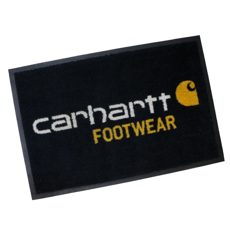 "USED ""CARHARTT FOOT WEAR"" FLOOR MAT"