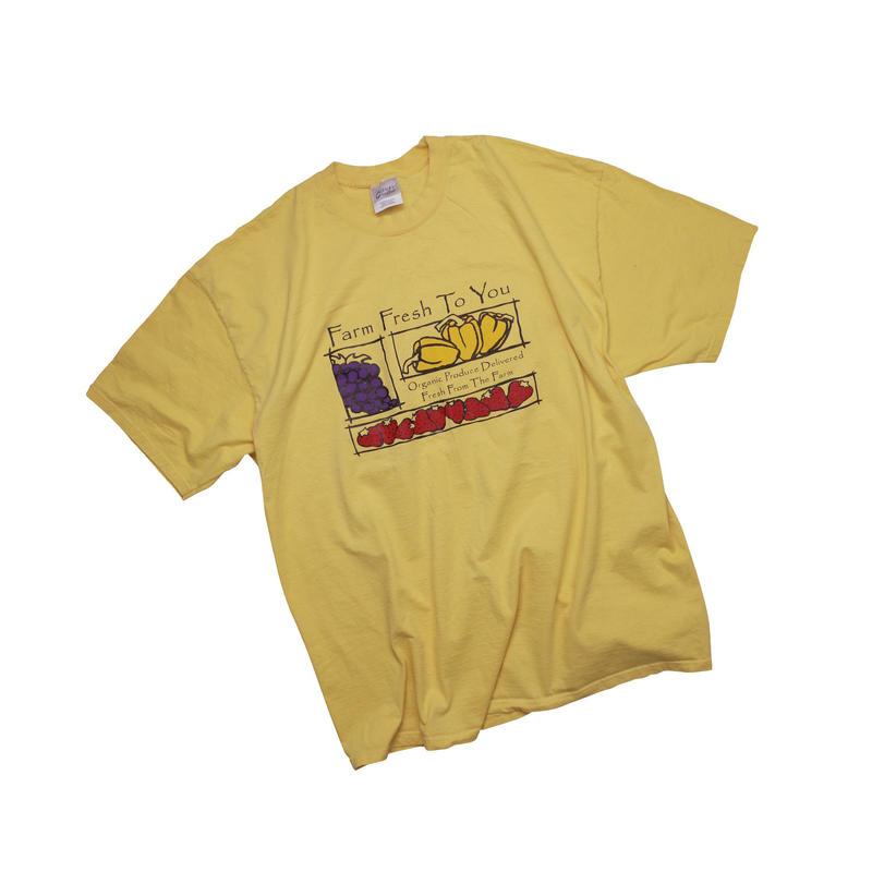 USED FRUITS DESIGN T-shirt