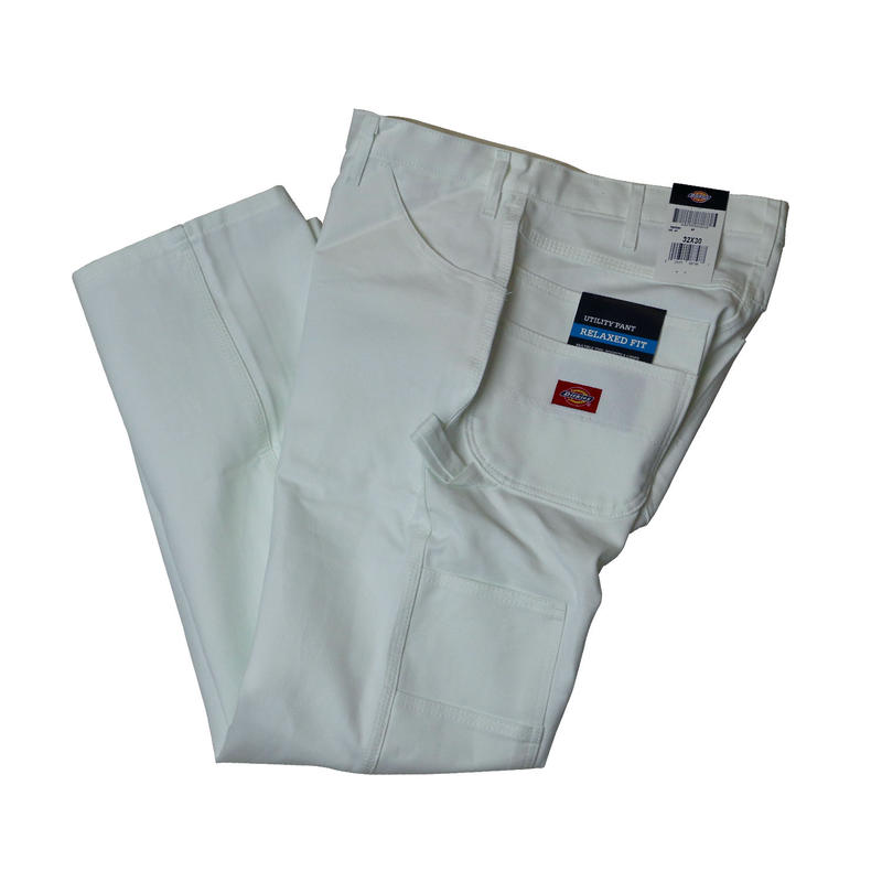 DICKIES UTILITY PAINTER PANTS RELAXED FIT