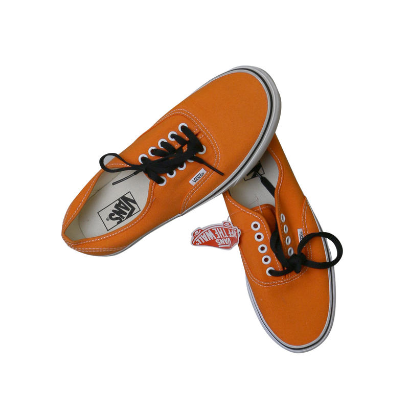VANS AUTHENTIC NEON ORANGE