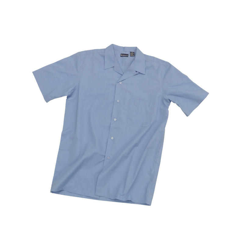 USED OPEN COLLARED SHIRT