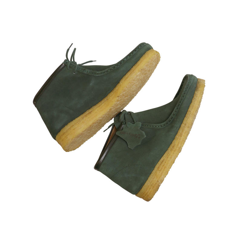 "URBAN TRENDS ""WALLABEE BOOTS"" KAHKI DEAD STOCK"