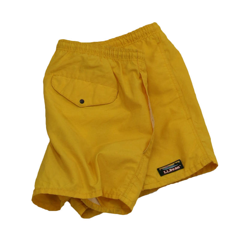 80'S L.L BEAN SWIM SHORTS