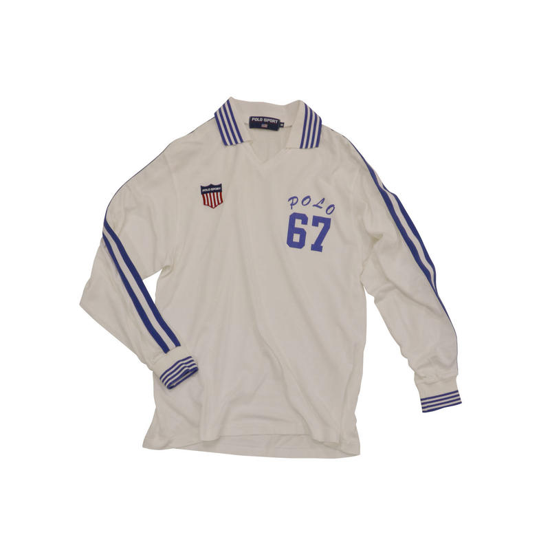 POLO SPORT USED FOOTBALL JERSEY