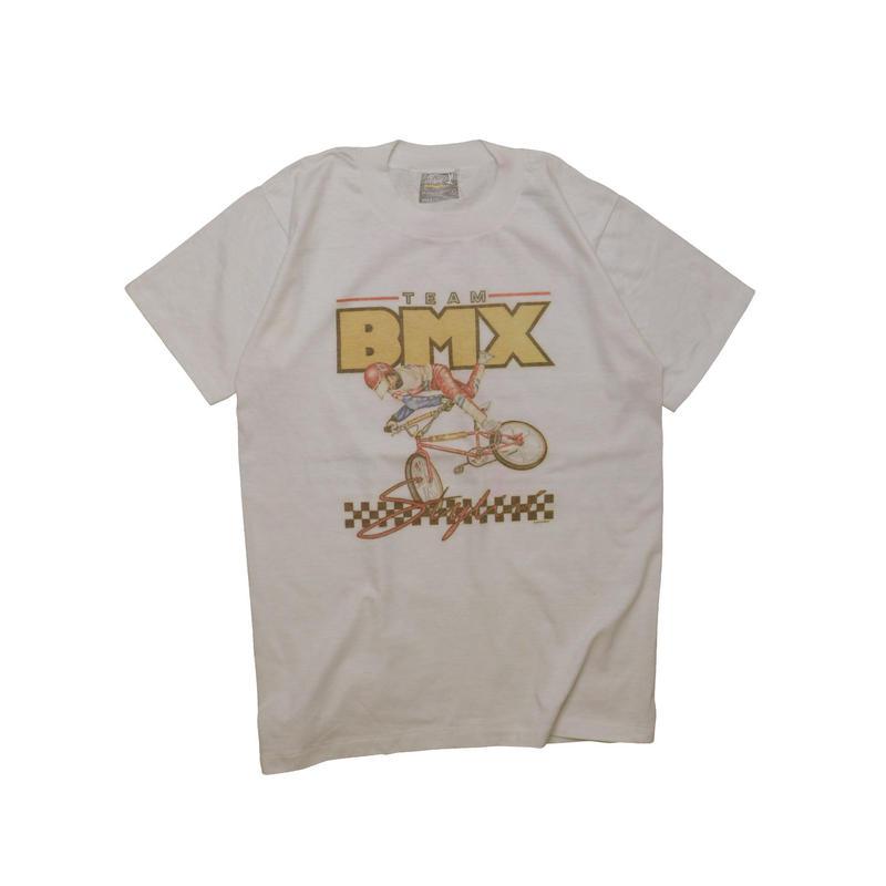 """VINTAGE """"BMX STYLIN"""" T-shirt"""