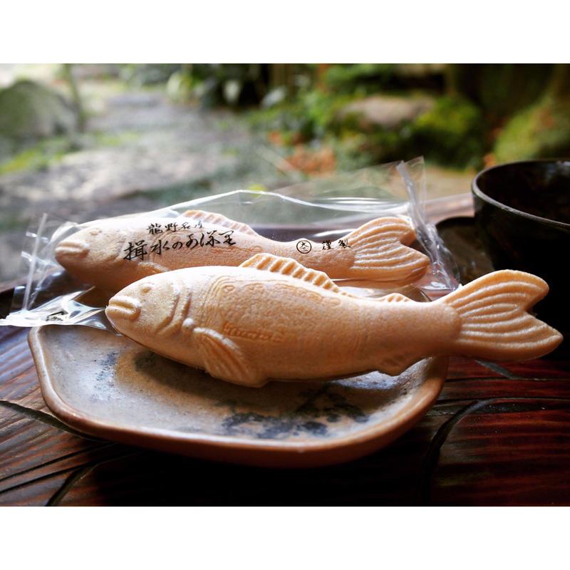 揖水の鮎 15匹入り