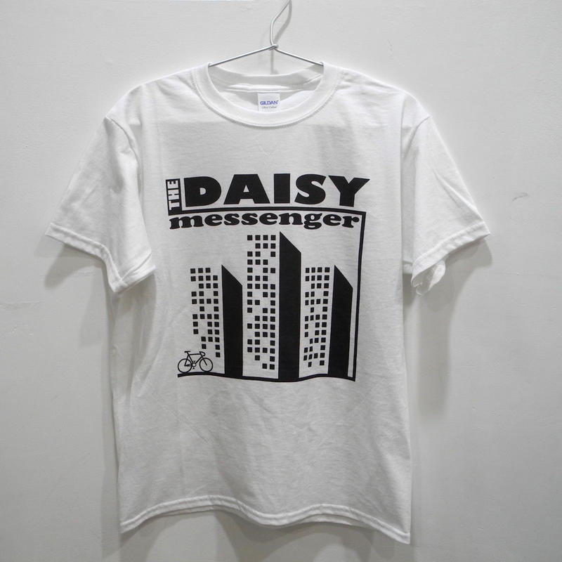 URBAN MESSENGER SHIRT / WHITE