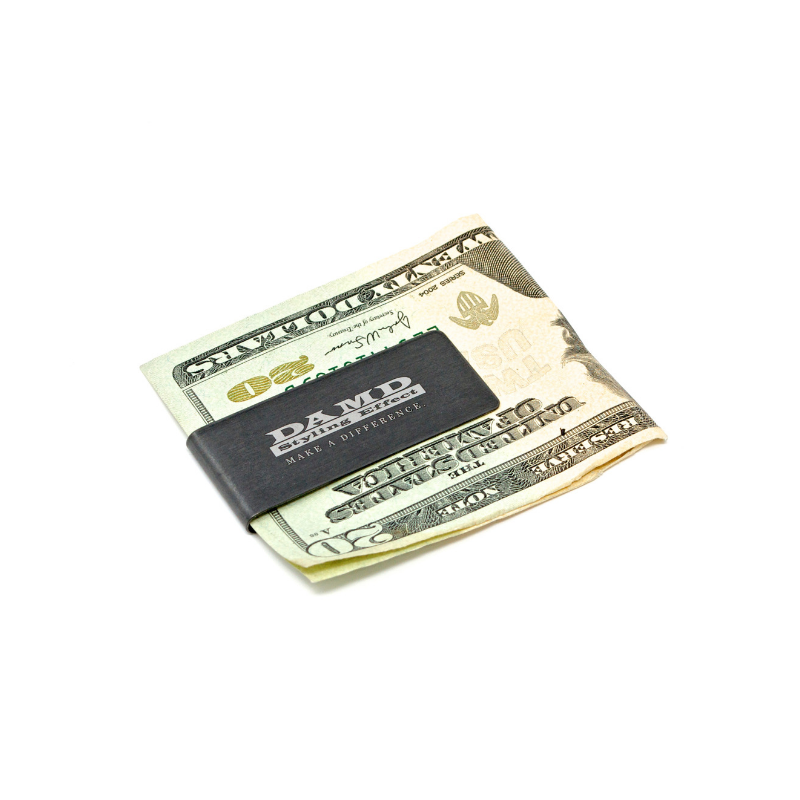 S.E box logo Money Clip