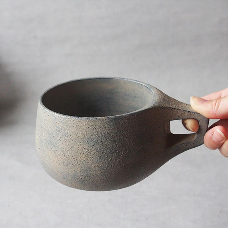 長谷川誠 スープカップ 大   白漆 HA-04