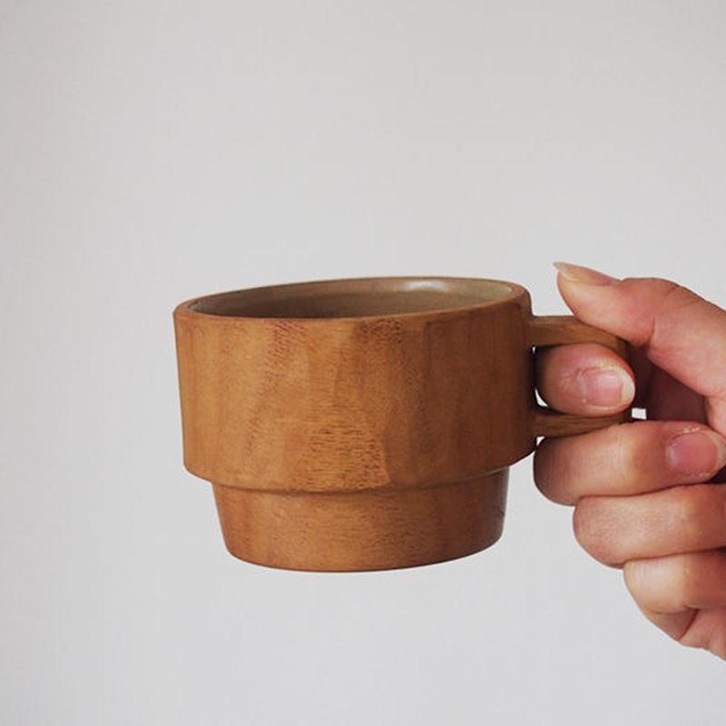 たま木工 マグカップ/イタジイ・カシ TAM-06