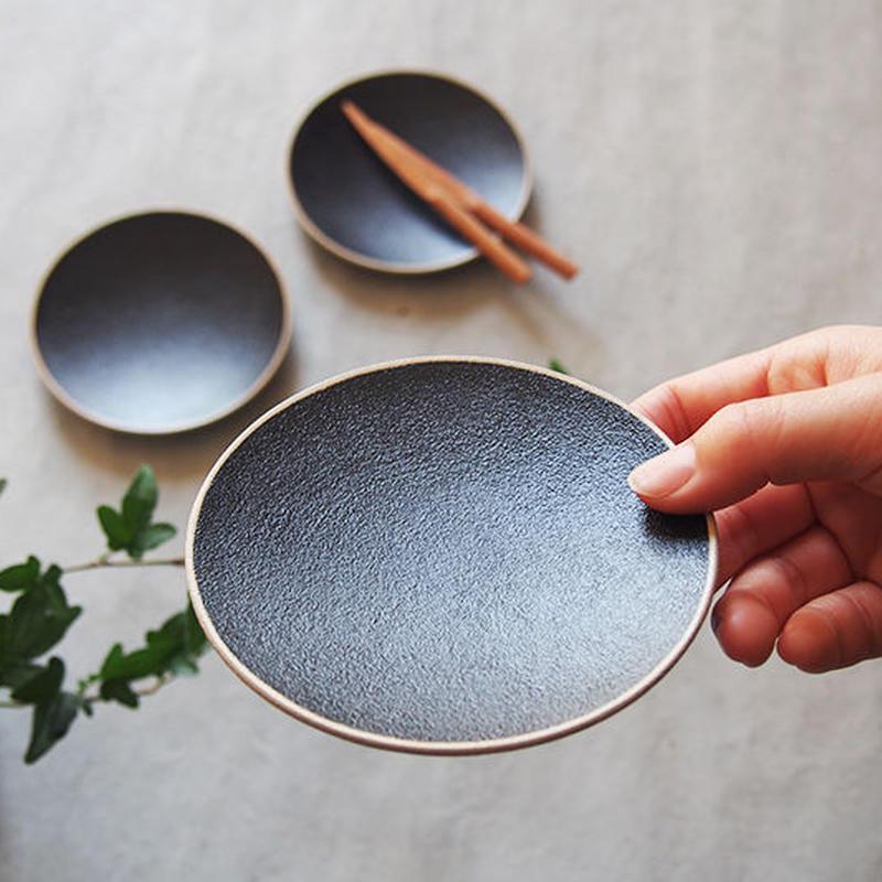 ふじい製作所 白ふち豆皿 FJ-04