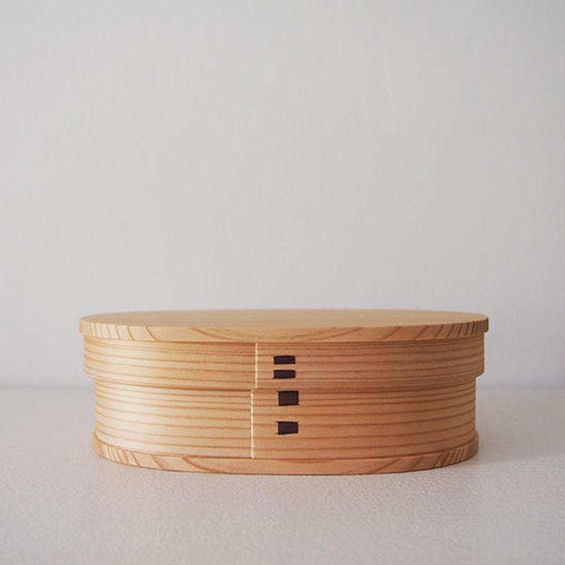 大舘工芸社 小判弁当(中) OD-01