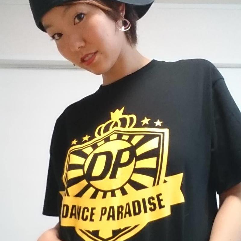 DANCE PARADISE黒 半袖
