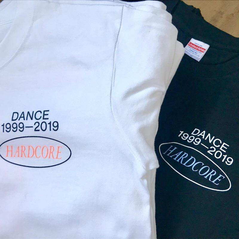 大橋可也&ダンサーズ20周年記念Tシャツ