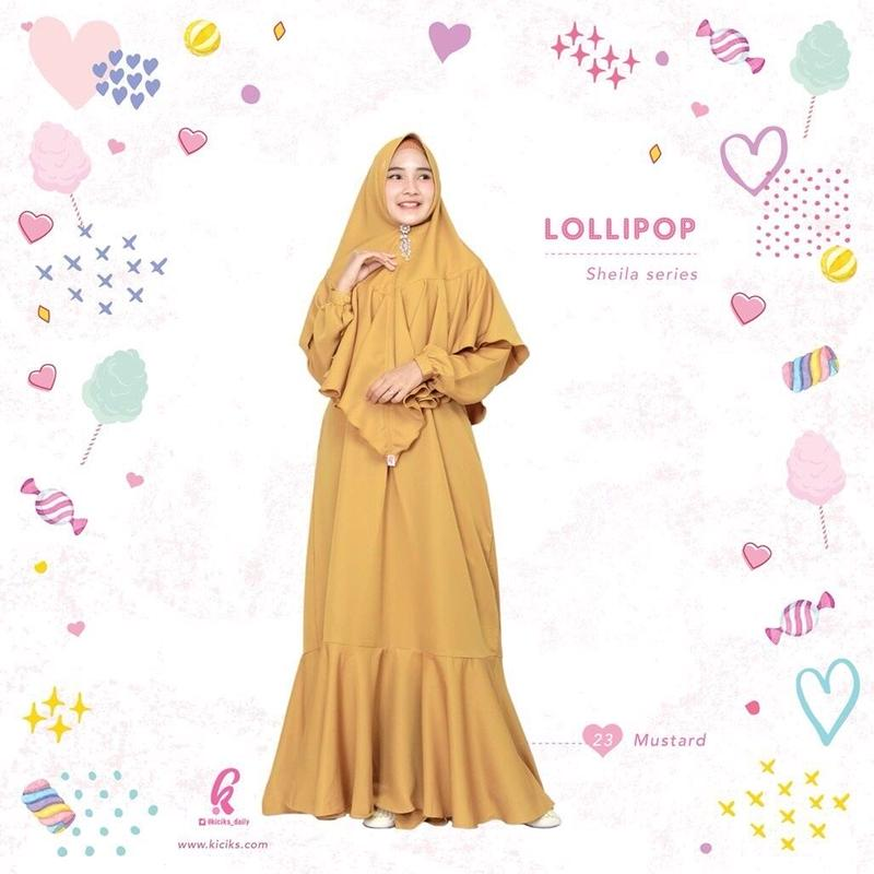Lolipop Sheila Dress