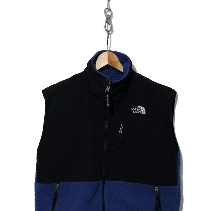 90's THE NORTH FACE フリースベスト USA製