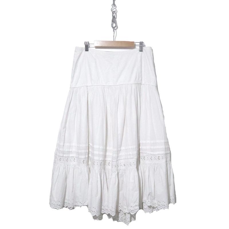 """""""レディース"""" Polo Jeans コットン フレア ロングスカート 6サイズ"""
