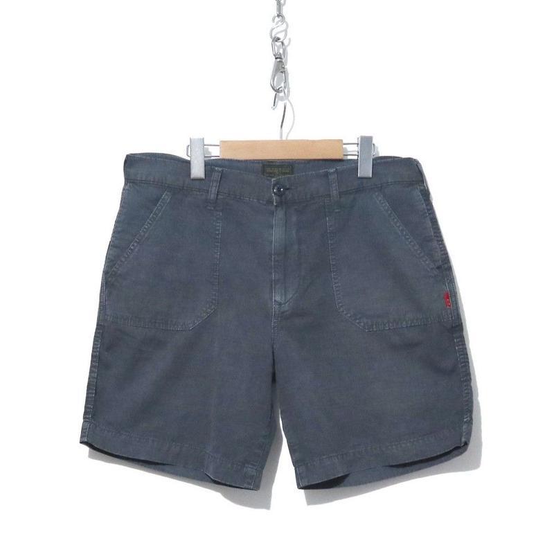 """WTAPS """"Jungle Shorts"""" リップストップ コットン Lサイズ  NAVY"""