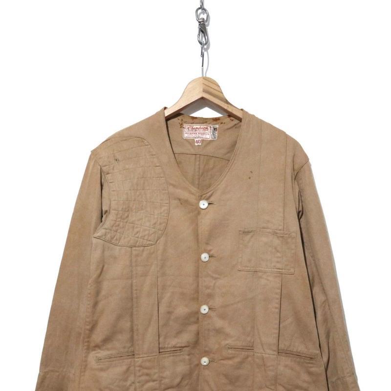 40~50's CHAMPION チェンジボタン ハンティングジャケット