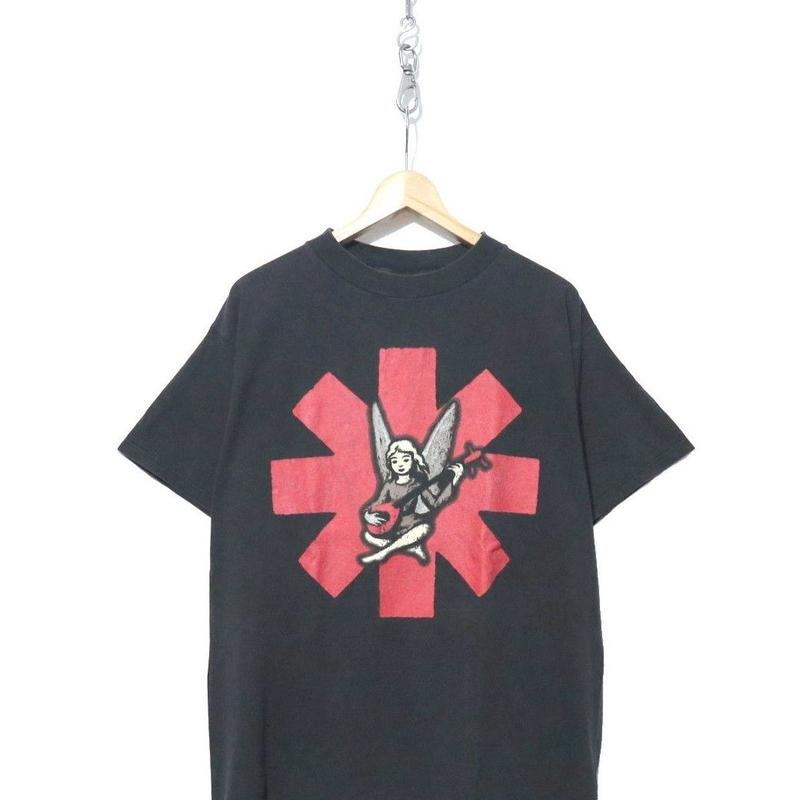 90's RED HOT CHILI PEPPERS 両面プリント Tシャツ giant XLサイズ