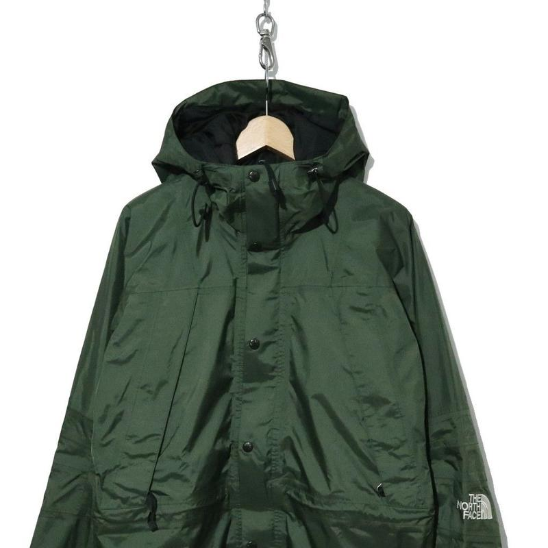 """00's THE NORTH FACE Gore-Tex Mountain Light Jacket """"単色"""""""