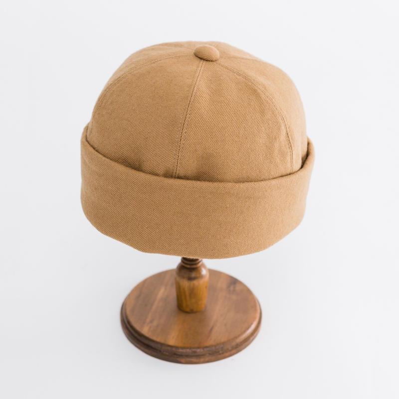 Serge roll cap