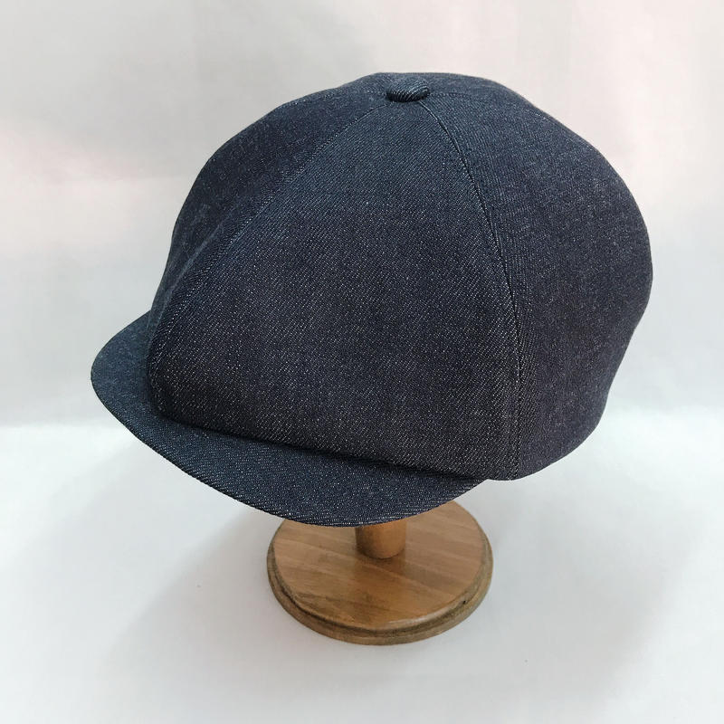 Denim 6panel  huntingcap