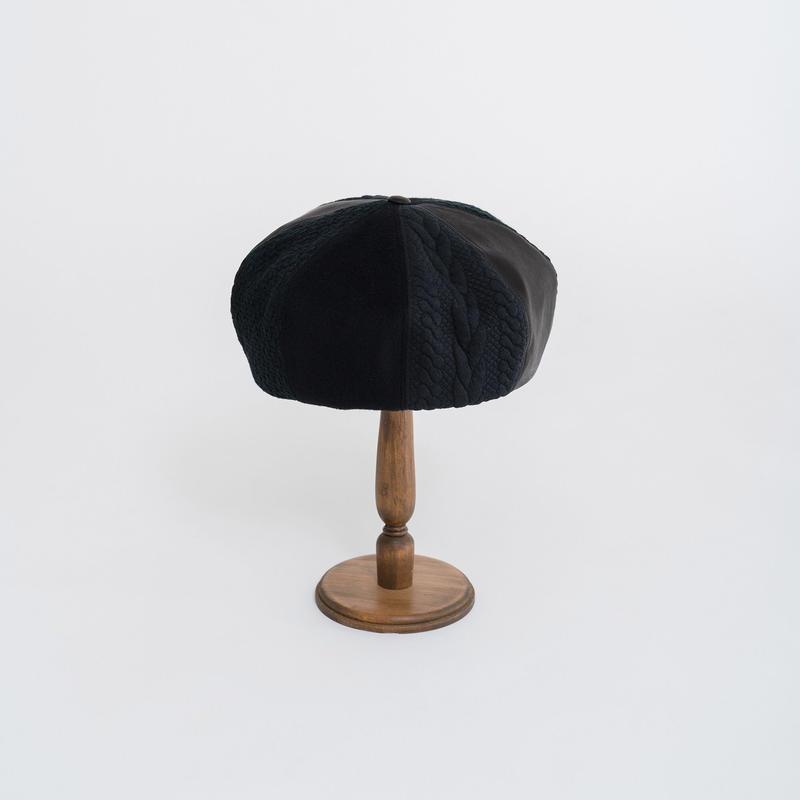 Cable beret(Assort)