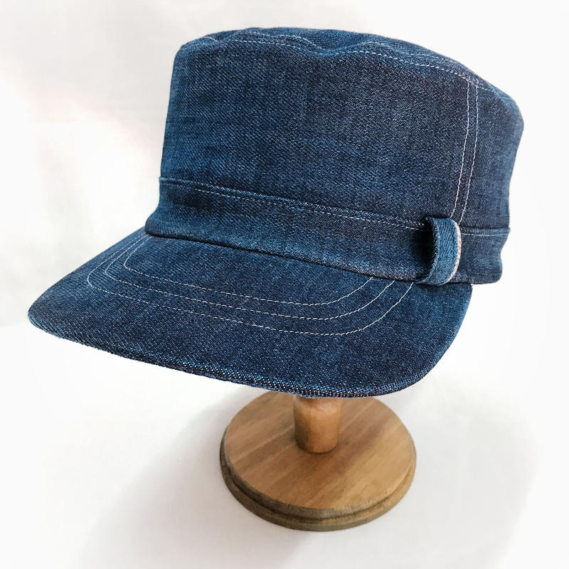 Selvage workcap