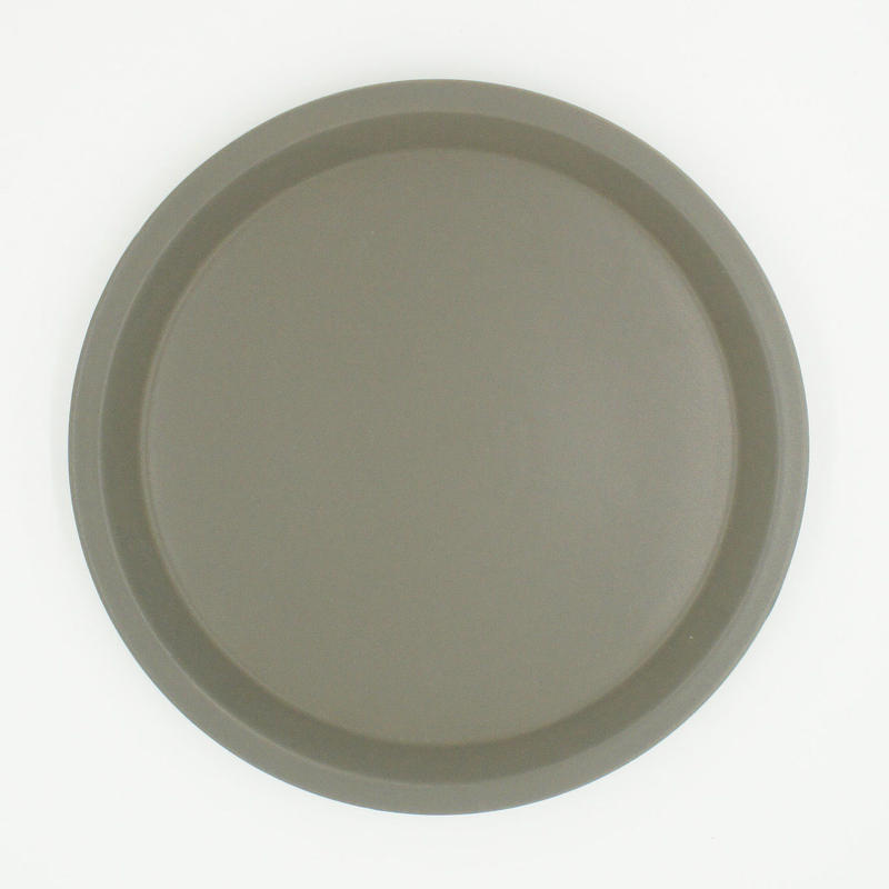 【CP001gy】CHIPS plate. MAT gray