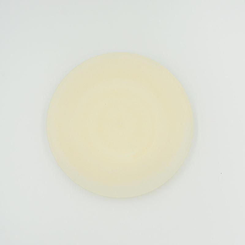 【S012iv】SOROI Usurai PLATE M ivory