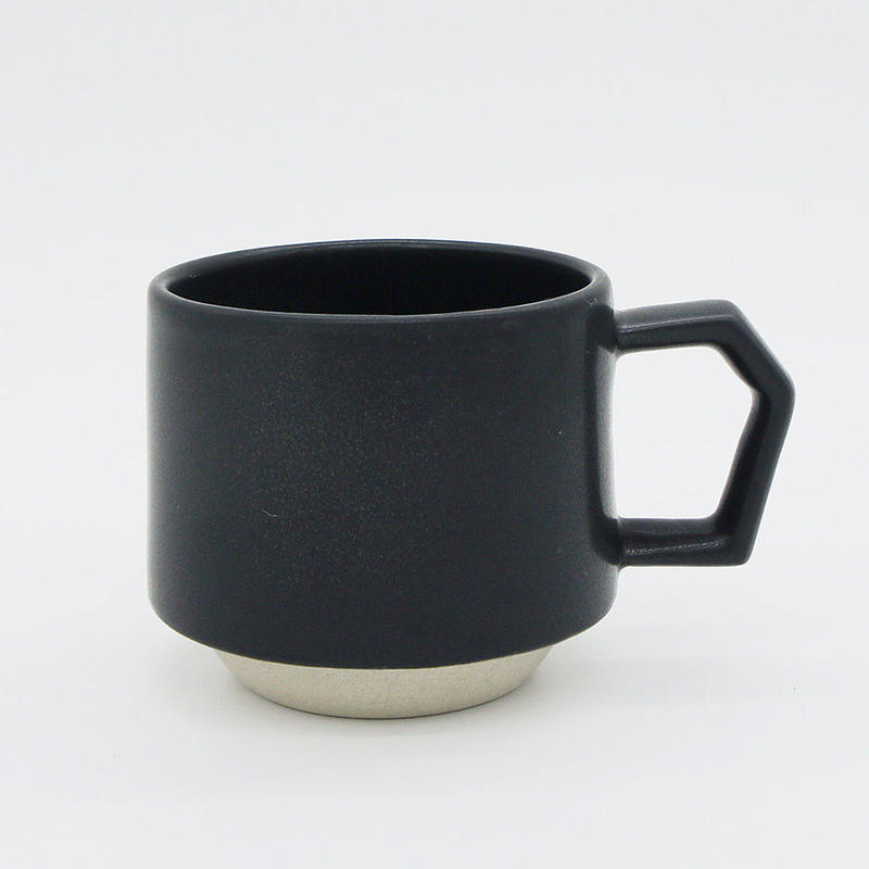 【CS001bk】CHIPS stack mug. MAT black